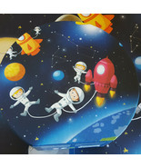Janod Outer Space Floor Puzzle 36 Pieces COMPLETE Educational FT JUMBO H... - $24.74