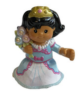 Fisher Price Little People Princess Mia Jointed Figure Stand Or Sit Toy - $8.90