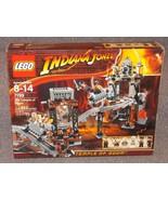 2009 LEGO Indiana Jones Temple Of Doom Set With Instructions & Box 7199 - $149.99