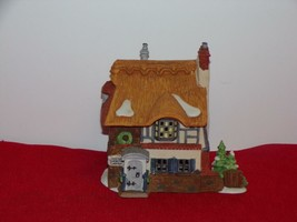 "Dept 56 DICKENS VILLAGE ""BETSY TROTWOOD'S COTTAGE"" DAVID COPPERFIELD-P509 - $11.76"