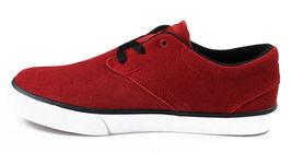 Fallen Footwear Fal-Spirit Blood Red Jamie Thomas Low Top Skate Shoes image 4