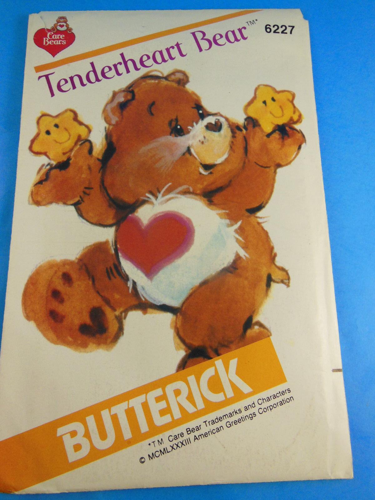 Care Bear Plush Doll 1980s 5 Listings