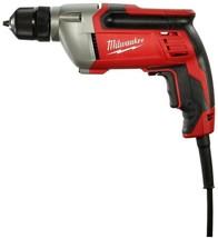 Milwaukee Tradesman Drill Powerful Motor Variable Speed Trigger Soft Gri... - $151.82