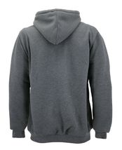 Men's Heavyweight Thermal Zip Up Hoodie Warm Sherpa Lined Sweater Jacket image 7