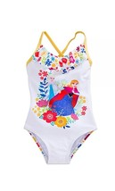 New Disney Store Frozen Elsa & Anna Swimsuit for Girls Size 4T - $29.99