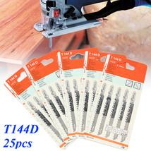 25pcs T144D Tops Tools Jig saw Blade for Bosch for Dewalt Makita Milwaukee - $15.36