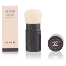 New Chanel Makeup Les Beiges Retractable Kabuki Foundation Brush - $39.99