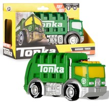 Basic Fun Tonka Mighty Force Lights & Sounds - Garbage Truck - $25.25