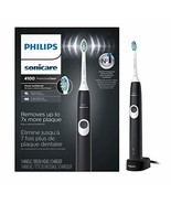 Philips Sonicare ProtectiveClean 4100 Rechargeable Electric (Black Stand... - $62.03
