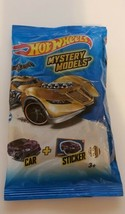 Hot Wheels Mystery Models  Car + Sticker 2016 Mattel  K 19 / 03 - $5.34