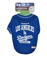 LA Dodgers Baseball Team Dog Tee Shirt by Pets ... - $14.99