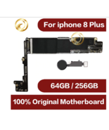 64GB/256GB for iphone 8 plus Motherboard with Full Chips,Original unlocked  - $186.12+