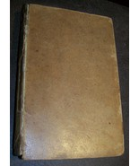 1842 ANTIQUE HISTORY OF NEW HAMPSHIRE 1614-1819 GEORGE BARSTOW - $49.49