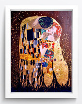 Character abstraction  Art oil painting printed on canvas home decor - $12.99