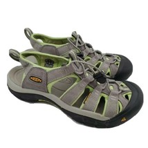 KEEN Whisper Sport Hiking Sandals Women's Size 8 Gray - $39.59