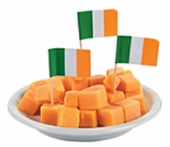 "500 Count Ireland Irish 2.5"" Mini Toothpick Pic... - $19.59"