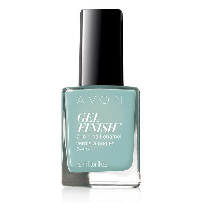 Nail gel mint to be