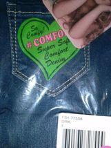 Freestyle Revolution Girls' Big Jade Jegging Jean, Dark, Dark Wash,Size 4 Sealed image 6