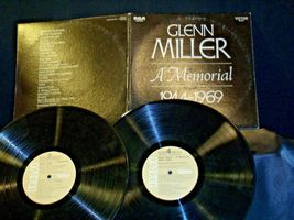 New Glenn Miller Orchestra - Miller Time AA-191755 Vintage Collectible 3 Albums image 10