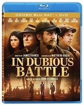 In Dubious Battle [Blu-ray + DVD] (2017)