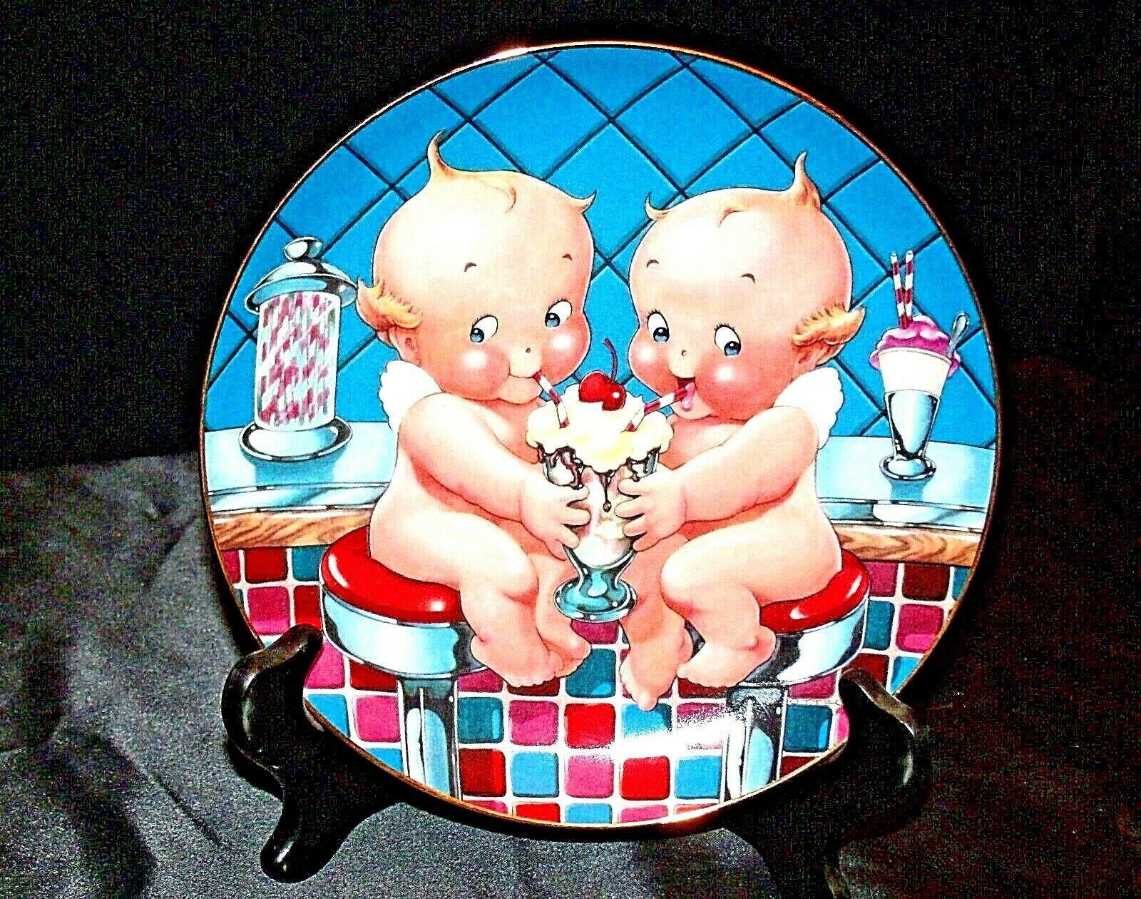 "1994 ""Kewpie Delight""  by Gary Otteson ( Kewpie ) AA20-CP2231 Vintage  Commemora"