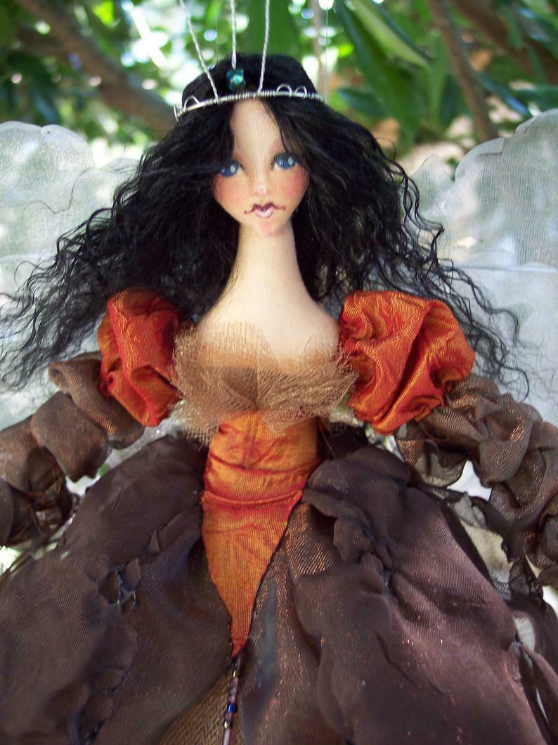 """Faerie Queen Maeve"" PDF Digital E-Pattern Download By Paula McGee"