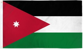 "JORDAN 3X5' FLAG NEW 3'X5' 3 X 5 FEET 36X60"" BIG - $9.85"