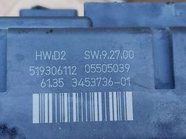 BMW Mini Cooper Fuse Junction Box Power Control Module 6135-3453736-01 image 5