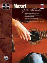 Basix Guitar TAB Classics -- Mozart: Book & CD (Basix(R) Series) [Paperb... - $6.73