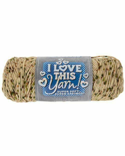 I Love This Yarn in Seastone #1515949