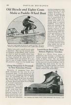 1936 Magazine Article Ann's Shoe Tavern Ogden Utah Roadside Attraction T... - $10.00