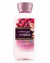Bath & Body Works A Thousand Wishes - Body Lotion 8 OZ - $8.49