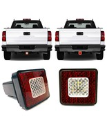 """Roane LED Tow Hitch Driving & Brake Lamp with Reverse Light Fits 2"""" - $19.99"""