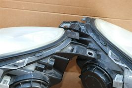 06-08 Mercedes R320 R350 R500 W251 Halogen Headlight Lamps Set L&R image 7