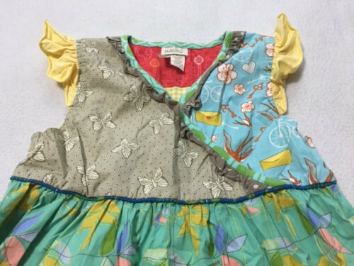 8,10,12 NWT Gymboree Girls Safari Twirl  Strappy Dress 4,6