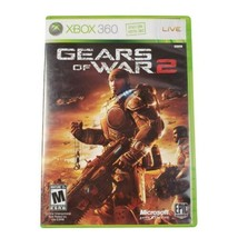 Microsoft Xbox 360 Gears of War 2 Video Game (Complete, 2008) - $14.46