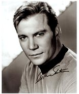 WILLIAM SHATNER Signed Autographed 8X10 Photo w/ Certificate of Authenti... - $65.00