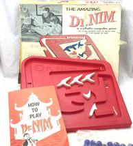 The Amazing Dr. Nim - Vintage ESR Tabletop Marble Board Game - IOB Box M... - $107.91