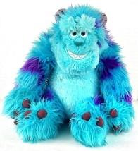 "Monsters Inc Monster's University Sulley Stuffed Disney Large 23"" Plush EUC - $29.99"