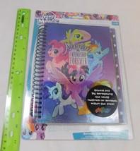 "My Little Pony Journal Notebook 8"" x 5.6"" Spiral Bound 60pgs Scratch & S... - $10.00"