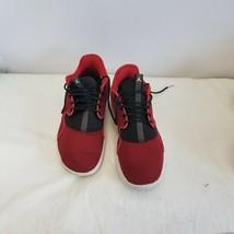 Nike Air Jordan Eclipse Future USED Men's Sneakers Fire Red / Black Size 7 - $34.99