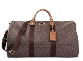 Michael Kors Travel Duffle Bag Brown New - $245.00