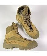 Bates Men's Sz 11.5 W E03612C Military Hiking Combat Boots Tan NWOB - $74.44