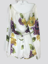 Show Me Your Mumu Women's Rane Romper Floating Floral Made In USA Size S... - $75.43 CAD