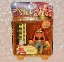 Muppet Palisades Dr. Teeth Action Figure - NEW - Muppets Series 1 - 2003 - $34.99