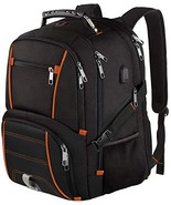 Extra Large Travel Laptop Backpack TSA Durable Computer (Rfid 17 Inch Or... - $72.23