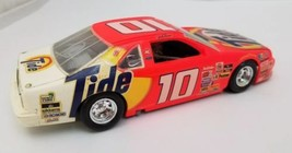 Ricky Rudd #10 Tide Ford Thunderbird Plastic Nascar Model Car 1/25 FREE ... - $20.79