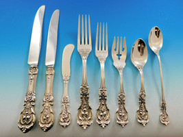 Francis I by Reed & Barton Sterling Silver Flatware Set 8 Old Mark 70 pcs Dinner - $5,995.00