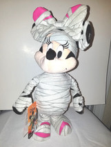 Disney Spooky Dancer Minnie Mouse Halloween Mummy - $29.99
