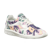 VANS ISO 1.5 (Vintage Floral) Marshmallow UltraCush Sneakers Womens Size 9.5 - $54.95